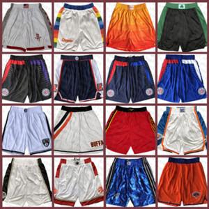 LosAngelesLAClippers MemphisGrizzliesNew ClevelandCavaliersDetroitPiston bolso Basketball Shorts