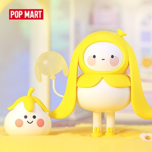 POP MART BOBO COCO Balloon land Toys figure blind box Action Figure Birthday Gift Kid Toy free shipping Q1123