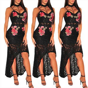 Elegant Dress Women Formal Wedding Sexy Club Party Long Ball Prom Gown Mermaid Dress Bodycon Plus Size hot