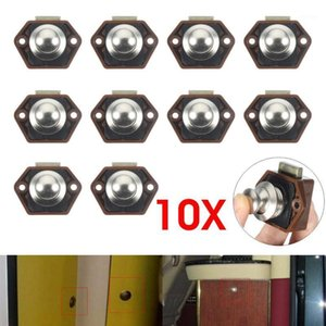 10pcs 15mm-27mm Car Push Lock RV Caravan Boat Drawer Latch Button Locks For Furniture Hardware for Camper1
