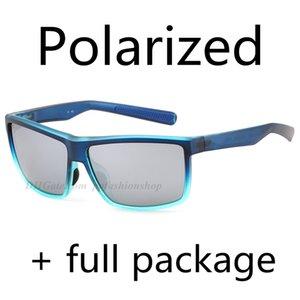 Polarisierte neue hochwertige volle Angel-Sonnenbrille Surfen mit UV400-Markengläsern 2020 Sea Eyewear Rinc-Paket BDKVN