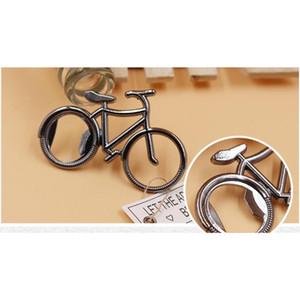 Симпатичные велосипедные велосипедные металл Пивная бутылка открывалка Keychain Key Rings для велосипедного любовника Байкер творческий подарок для велосипедного корабля