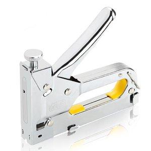 Multitool Tırnak Zımba Tabancası Mobilya Zımba Ahşap Kapı Döşeme Çerçeveleme Perçin Gun Kit Nailer Rivet Aracı Nietzange H SQCGSU NEW_DHBEST