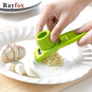 Rayfox ail Presses multifonctionnelles gingembre ail Broyage Grater Planer Slicer cuisine Gadgets Outils de cuisine Accessoires
