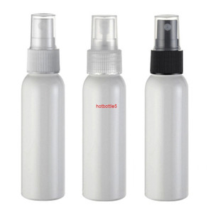 60ml white Empty Pet Plastic Perfume spray Bottle , 60cc PET plastic container ,60g Cosmetics packaging containergood quality
