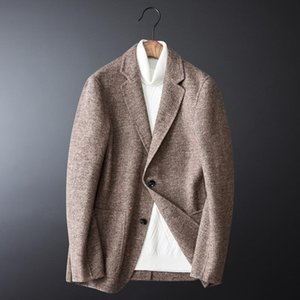 selling hot style men about wool double jackets of new fund of 2020 autumn winters is recreational coat suits