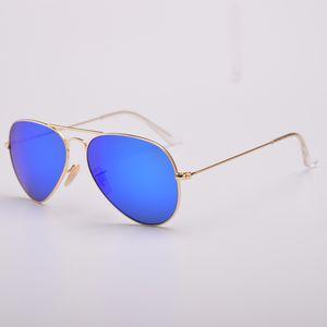 top quality 58mm 62mm size Quality Men women Sunglasses Male Sun Glasses Driving gafas