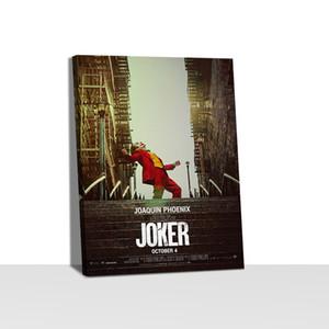 Joker Movie Poster 2019 Immagine Home Decor Nordic Canvas Pittura Parete Art Mani Poster e stampa per soggiorno