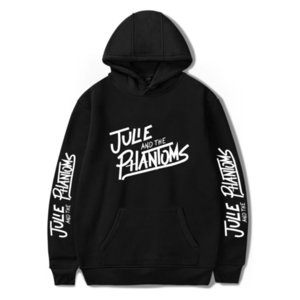 Julie and the Phantoms Hoodie Unisex Tracksuit Women Sweatshirts Men's Hoodie Harajuku Streetwear Sunset Curve Clothes Plus SizeX1121