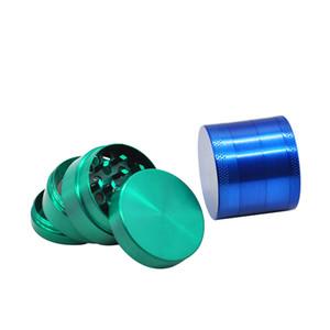 40mm 4pc CNC grinder Metal Alloy Grinders tobacco smoke cigarette detector grinding smoke Tobacco grinder Hand-operated