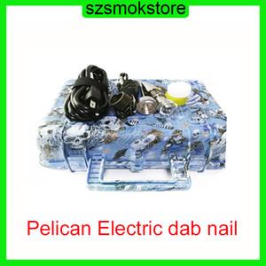 رخيصة E مسمار Pelican Electric dab مسمار EnAIL تحكم الشمع PID TC مربع مع التيتانيوم 10/16/20 ملم بدون تهوية مع التيتانيوم مسمار 0268055-1