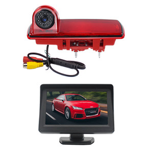 4.3 Inch Digital Panel For Para Renault Traffic For Opel Vivaro Car Limousine Parking Camera Reavrview 10M Wired Rear View Camera PZ703463