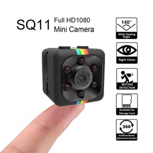 sq11 Mini Camera HD 1080P Night Vision Camcorder Motion Detection DVR Micro Camera Sport DV Video Ultra Small Cam SQ11