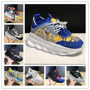 Diseñador de alta calidad Hombres Mujeres Plataforma Zapatos Casuales Multi Color Pink Blanco Triple Negro Floral des Chaussure Single Sneakers