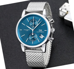 Cheap All Dials Working Watches Leather Steel Mesh Strap Men Women Watch Fashion Students Wristwatches Quartz Womens Mens Watches Wholesale