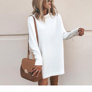 Free Ship New Fashion High Quality Sweater Women Half-high Collar Long Pullover Women Sweater Dress S-XL Size