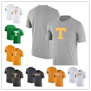 Tennessee Volunteers Legend Rendimiento Rendimiento de verano Camiseta de manga corta Camiseta Cuello redondo Tamaño S-3XL envío gratis