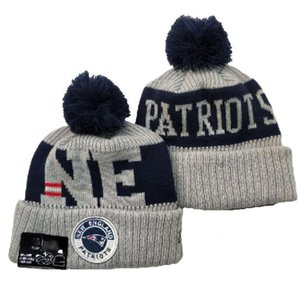 2020 Fashion All Team Baseball Patriot Beanies Team Embroidered Cuffed Knit Hat Sport Skull Knitting Winter Hats for Men Women a26