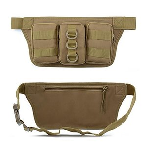 Tactical Waist Bag Utility Magazine Pouch Waterproof Fanny Pack Outdoor Sports Hunting Bag Mobile Phone Case Pocket