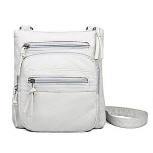 Women's Bag Purses Flap Coin Purse Multi-Layer Casual Shoulder Bag PU Leather Women Luxury Shoulder Women Crossbody Bags