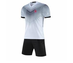 2021 Luxembourg تشغيل الرياضية السريعة الجافة الاطفال كرة القدم جيرسي الكبار التدريب القصير مجموعة الرجال كرة القدم جيرسي