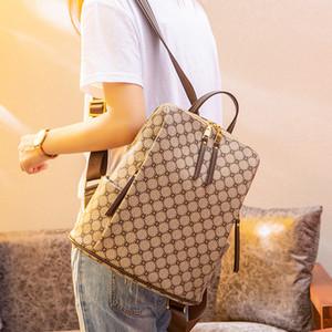 Fashion versatile shoulder bag female 2019 new ladies backpack tide brand large capacity fashionable