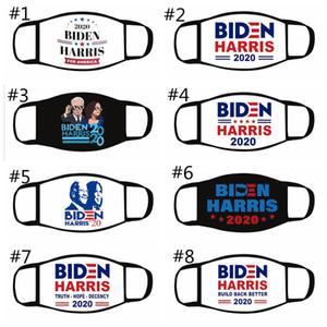 Joe Biden 2020 Election Mask Keep America Great Again Face Masks dustproof Washable Breathable cotton Mouth mask GH1100-1