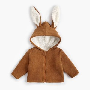 Winter Cute baby coats hooded kids coats girls coat baby jackets boys coat kids overcoat baby girl clothes Infant outerwear B3497