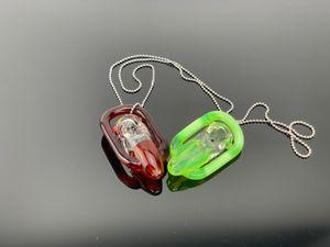 Zodablas 420-Halskette-Funktionsrohr, klassisches Rettungsring-Design, der sie für Reisen oder Schleichen von Tokes großartig macht.