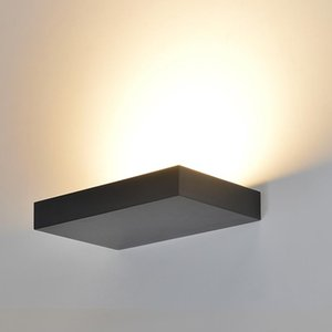 Modern LED wall lamp 18W home decoration wall light for living room bedroom Wash sconce hall Aluminum lighting Hotel