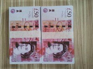 Coleção 50 Presentes199 Prop Money Game Money Copy Libra Libra Movimentação Money Atacado e Fake Vupli