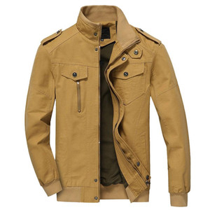 MRMT 2020 Brand men's jackets cotton washed Overcoat For Male flight jacket Outer Wear Clothing