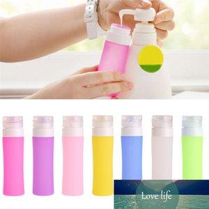 Mini imballaggio Bottiglia in silicone ricaricabile ricaricabile Cosmeti Cosmeti Lotion Lotion Shampoo Bath Containsspray Atomizzatore
