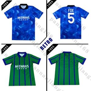 Nouveau château de 1994 1995 Rob Lee Andy Cole Cole Retro Soccer Jersey 94/95 BeaDsley Fox Fox Clark Vintage Classic Football Shirt