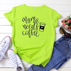 cotton Camisetas Verano Mujer 2020 Thin Section T Shirt Vogue Letter Harajuku Female T shirt Leisure Fashion Aesthetic Tshirt