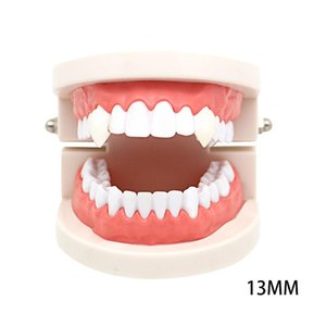 2020 New Vampire Teeth Dentures Props Halloween Costume Party Preference Mask Holiday Diy Decoration Children Horror Adult