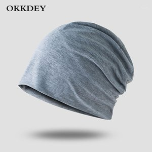 Hapsks kkkdey для женщин Skullcap мужчины шансы шапка унисекс теплые дамы осень зимние крышки на открытом воздухе мода хип-хоп шапка шапка для мужчин1