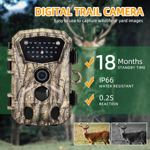 Digital Trail Camera Wildlife Camera Photo Traps Camera Waterproof IPX6 for Hunting Outdoor Free Shipment CL37-0038