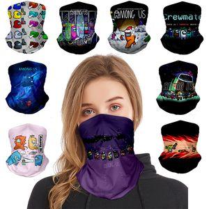 Parmi les concepteurs de concepteurs demi-face Masques de sport en plein air pour hommes Faunière Foulard bandeau Sports Tête Écharpes Masque de protection de protection lavable