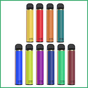 Kangvape puff bar Disposable 1800puffs Device Pod Starter Kit 1100mAh Battery 6.2ml Pre-Liquid DHL free shipping