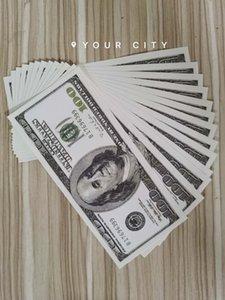 Старый доллар США Горячие продажи фильм опор банкнота 100 долларов вечеринки фальшивые деньги Bar Prop Money Games коллекционные подарки 27