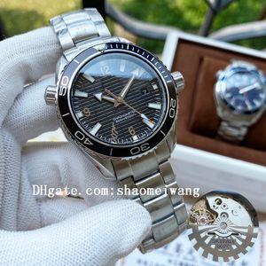 2020 Alta calidad Mar Aqua Business Watches Planet Boss Terra Man 007 Wristwatches Ocean James Bond Master Mens Watch D4170