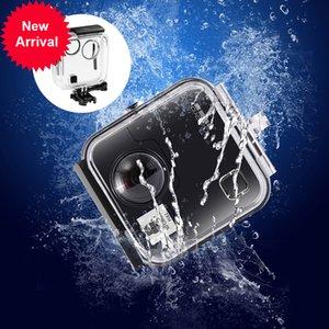 تحت الماء للماء قذيفة مربع الانصهار الغوص بانورامية كاميرا العمل المساعد مع عمق المياه 45 مترا