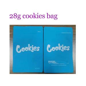 Cookies Taschen 1g 3,5g 28g Ein Pfund 3 5G Mylar Taschen Kalifornien SF Verpackung wiederveralable Kekse Schnee Montana Fly Rieched Taschen