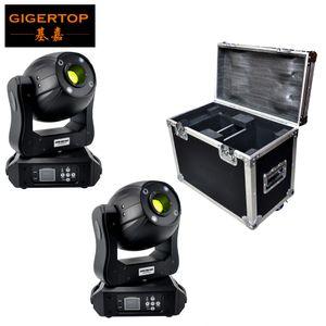 LED de 120W grande LED Spot Moving Head Light moving heads 60W max feixe gobo luzes super brilhante LED DJ Spot Light