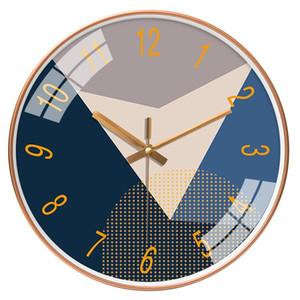 Mecanismo de relógio de parede de quartzo silencioso mecanismo simples criativo único novidade relógio de parede lcd casa de banho redonda quartzo silencioso breve 6