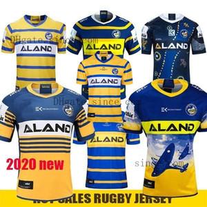 Yeni Parramatta Eels Anzak Hatıra Sürümü Rugby Jersey Parramatta Yılan Yerli Jersey Avustralya Rugby Ligi Formalar Mens S-XXXL