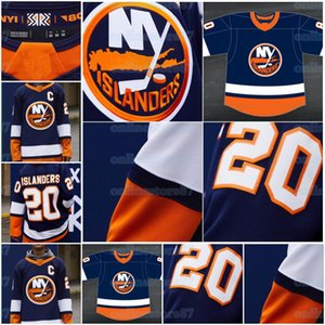 Youth Brock Nelson Lehner New York Islanders 2021 Reverse Retro Jerseys Eberle Mathew Barzal Robin Anders Lee Casey Cizikas Bailey Martin