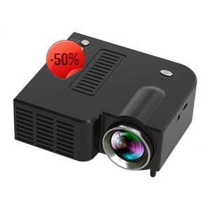 Led portable conference room projector, melting screen, home video projector support, Hd 1080p, outdoor film, uc28c