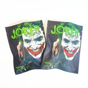 Nuevas cookies California Fly Joker Advertencia Extra Potent Blend Bolsas de embalaje Olor Bolsas Olor Mylar Cremallera Paquete Bolsa Free DHL